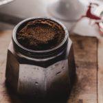 кофейный жмых