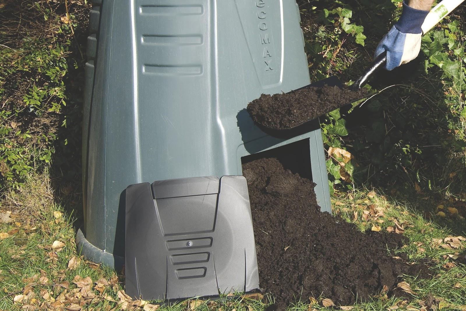 как сделать компостную яму