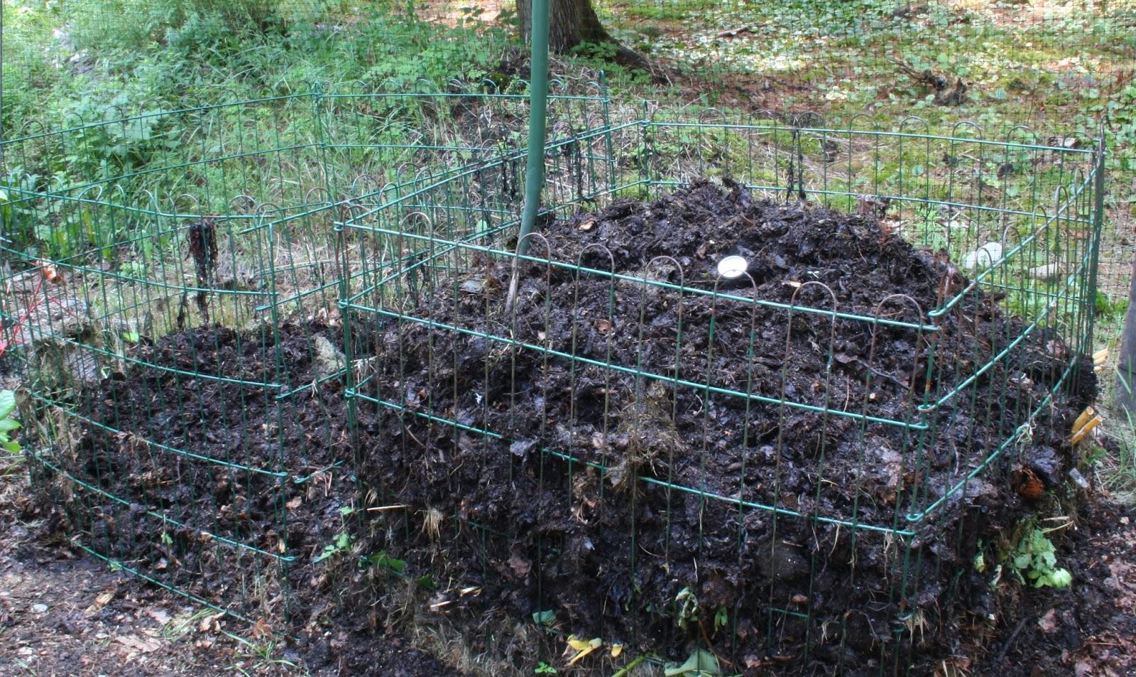 как использовать компост как удобрение