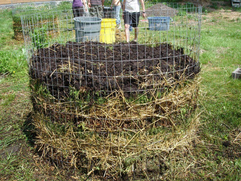 натуральные удобрения для огорода