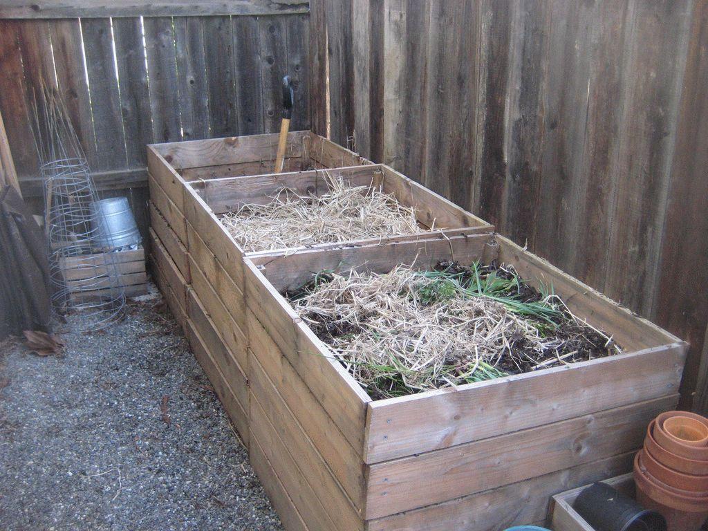 крапива в огороде как удобрение